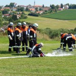 Leistungsprüfung Wasserförderung am 19.07.2014