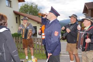 Patenbitten der FF-Naus i. Wald am 08.10.2016