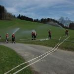 Gemeinschaftsübung April 2010